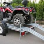 Прицепы для перевозки квадроциклов