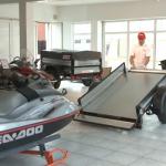 Перевозка лодки на прицепе — ответы на вопросы